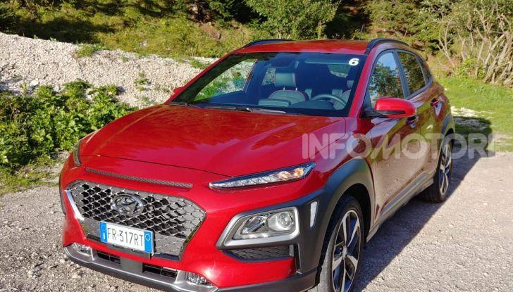 Prova nuova Hyundai Kona 2018: Crossover compatto poca spesa e tanta resa! - Foto 13 di 21