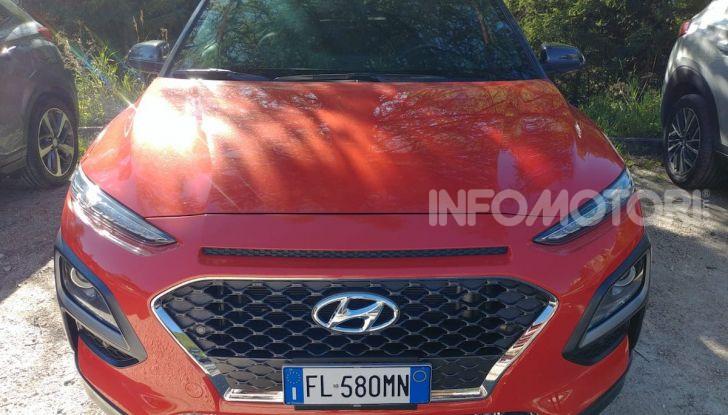 Prova nuova Hyundai Kona 2018: Crossover compatto poca spesa e tanta resa! - Foto 6 di 21