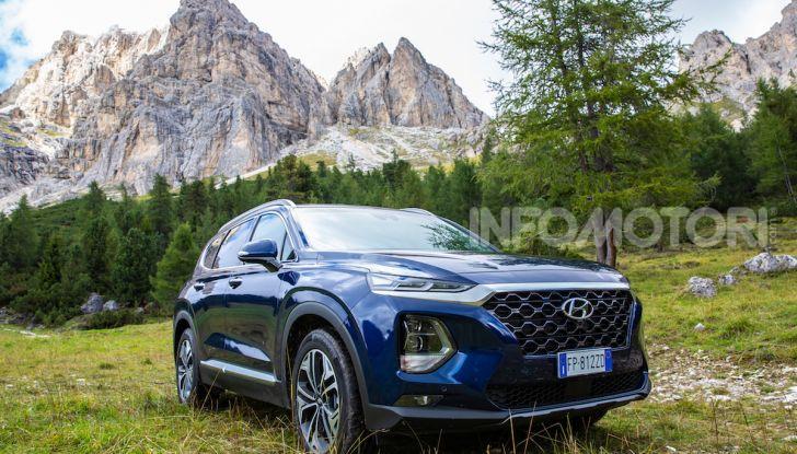 Prova nuova Hyundai Santa Fe 2018: il SUV con 4×4, 7 posti e 200CV - Foto 17 di 24
