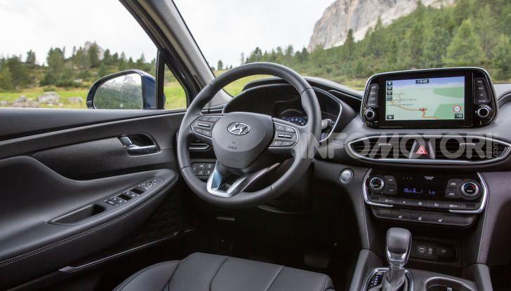 Prova nuova Hyundai Santa Fe 2018: il SUV con 4×4, 7 posti e 200CV - Foto 6 di 24