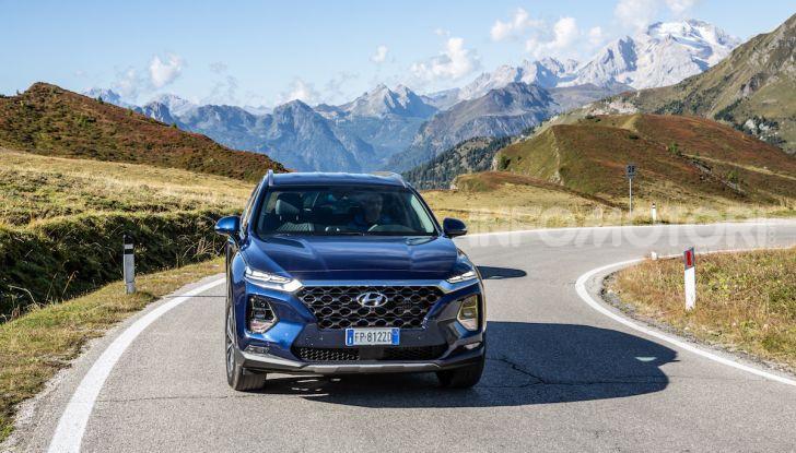 Prova nuova Hyundai Santa Fe 2018: il SUV con 4×4, 7 posti e 200CV - Foto 7 di 24