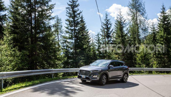 Nuova Hyundai Tucson 2018: Prova su strada del nuovo SUV Hi-Tech - Foto 11 di 18
