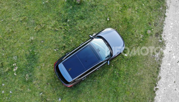 Nuova Hyundai Tucson 2018: Prova su strada del nuovo SUV Hi-Tech - Foto 12 di 18