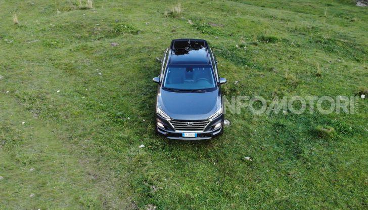 Nuova Hyundai Tucson 2018: Prova su strada del nuovo SUV Hi-Tech - Foto 13 di 18