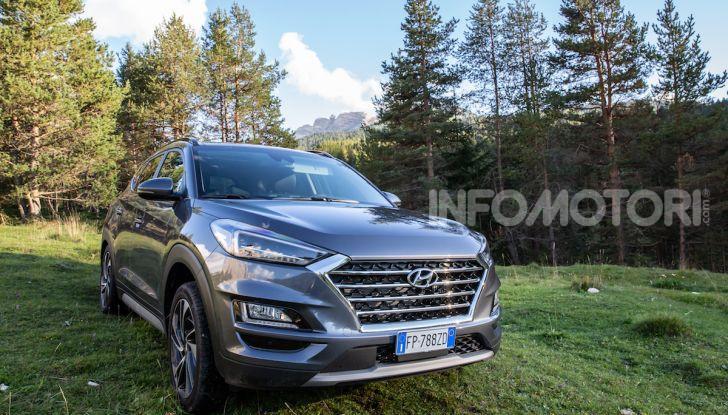 Nuova Hyundai Tucson 2018: Prova su strada del nuovo SUV Hi-Tech - Foto 14 di 18