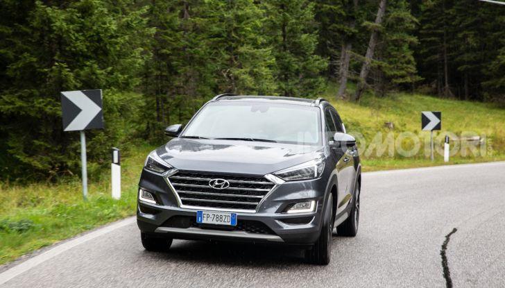 Nuova Hyundai Tucson 2018: Prova su strada del nuovo SUV Hi-Tech - Foto 5 di 18