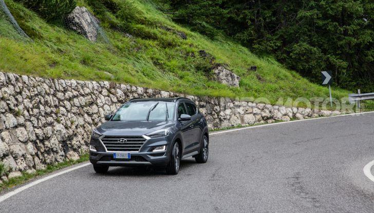 Nuova Hyundai Tucson 2018: Prova su strada del nuovo SUV Hi-Tech - Foto 6 di 18