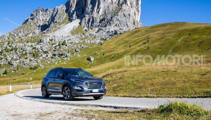Nuova Hyundai Tucson 2018: Prova su strada del nuovo SUV Hi-Tech - Foto 9 di 18