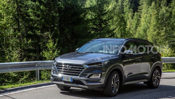 Nuova Hyundai Tucson 2018: Prova su strada del nuovo SUV Hi-Tech - Foto 2 di 18