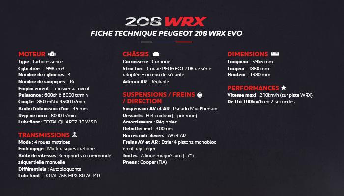 I commenti del Team Peugeot Total prima della gara di casa nel WRX - Foto 2 di 2