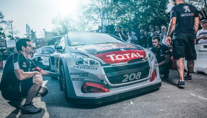 Gara di casa emozionante e spietata  per il Team Peugeot Total in Francia - Foto 2 di 4