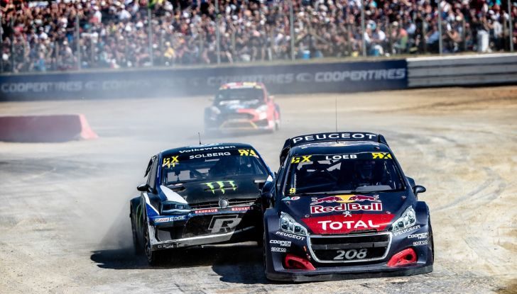 Gara di casa emozionante e spietata  per il Team Peugeot Total in Francia - Foto 4 di 4