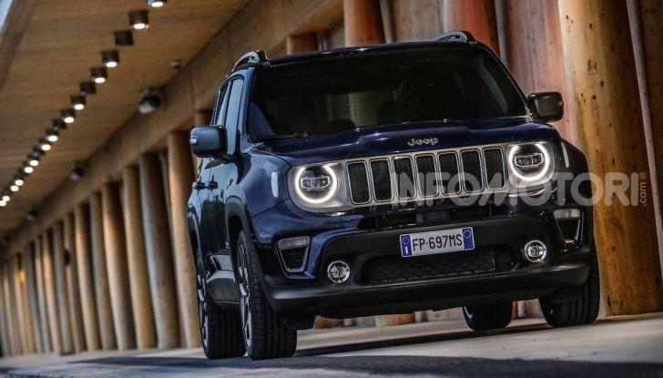 La nuova gamma Jeep 2018: evoluzione e tradizione - Foto 4 di 11