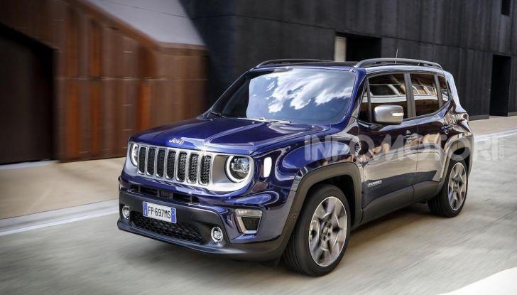 La nuova gamma Jeep 2018: evoluzione e tradizione - Foto 6 di 11