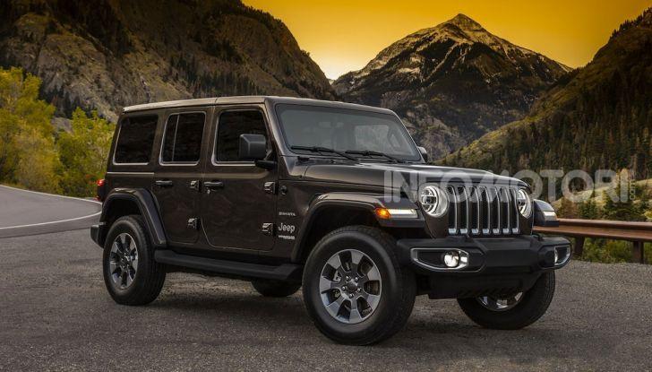 La nuova gamma Jeep 2018: evoluzione e tradizione - Foto 1 di 11
