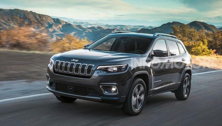 La nuova gamma Jeep 2018: evoluzione e tradizione - Foto 7 di 11