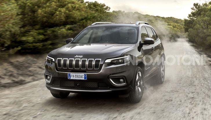 La nuova gamma Jeep 2018: evoluzione e tradizione - Foto 2 di 11