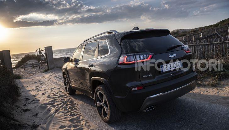 La nuova gamma Jeep 2018: evoluzione e tradizione - Foto 8 di 11