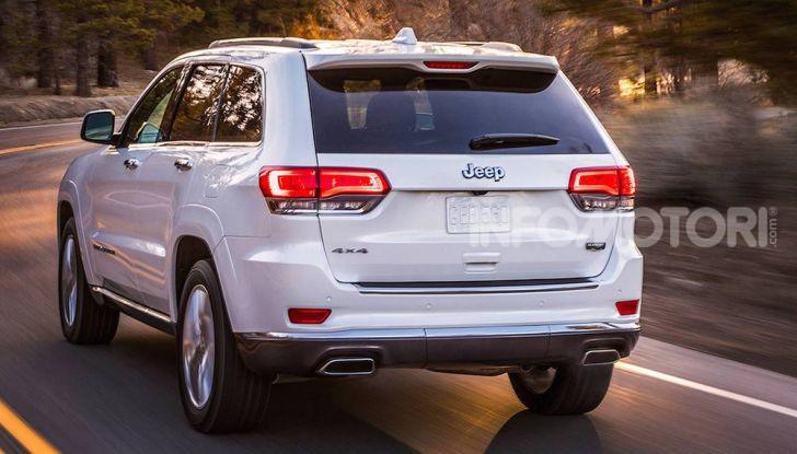 La nuova gamma Jeep 2018: evoluzione e tradizione - Foto 9 di 11