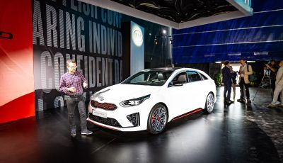 KIA ProCeed 2018, la nuova Shooting Brake Made in Europe