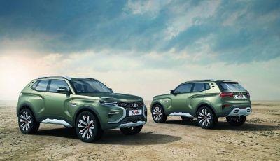 Lada Vision 4x4 Concept 2018: torna il SUV più economico al mondo