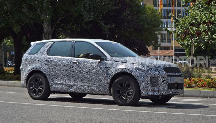 Land Rover Discovery Sport 2020: facelift ibrido ad alta tecnologia - Foto 5 di 10