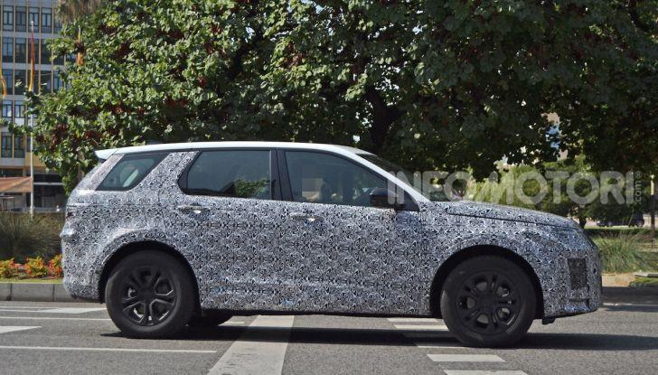 Land Rover Discovery Sport 2020: facelift ibrido ad alta tecnologia - Foto 6 di 10