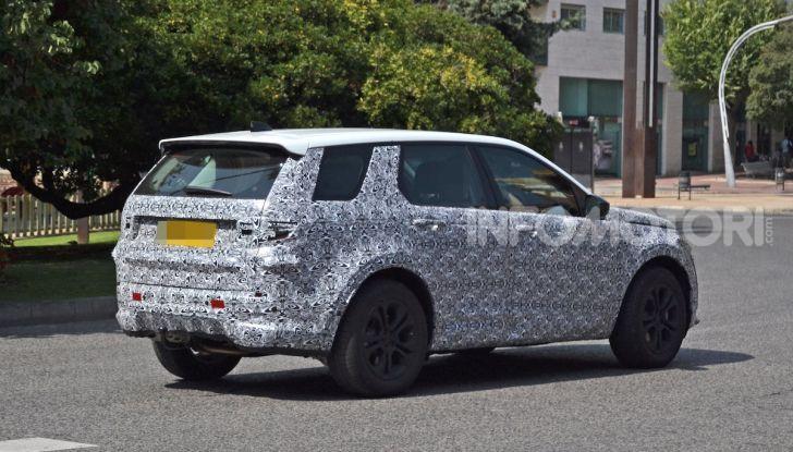 Land Rover Discovery Sport 2020: facelift ibrido ad alta tecnologia - Foto 8 di 10