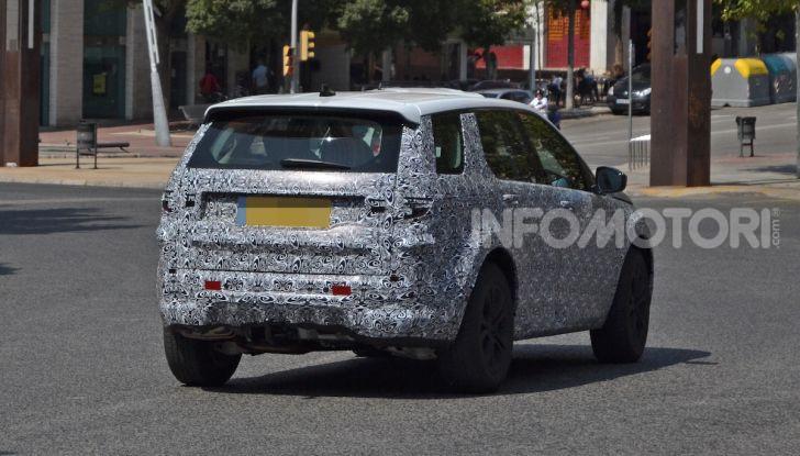 Land Rover Discovery Sport 2020: facelift ibrido ad alta tecnologia - Foto 9 di 10