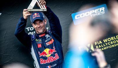 Nuovo podio per Sebastien Loeb  e Peugeot 208 WRX Evo a Riga