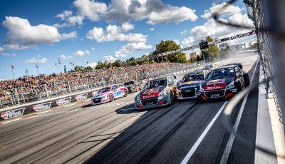 Kevin Hansen arriva 6° a Riga e fa una buona gara in Lettonia