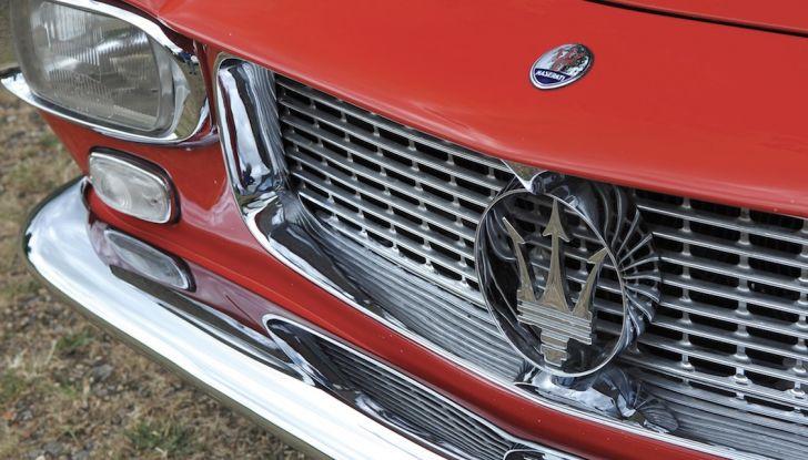 Maserati 5000 Allemano, da Little Tony agli Eagles per 1,3 milioni di Euro - Foto 4 di 17
