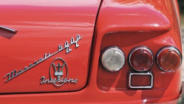 Maserati 5000 Allemano, da Little Tony agli Eagles per 1,3 milioni di Euro - Foto 13 di 17