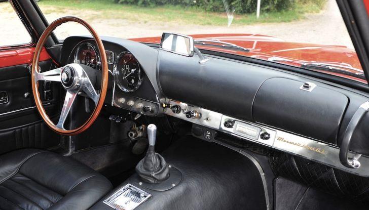 Maserati 5000 Allemano, da Little Tony agli Eagles per 1,3 milioni di Euro - Foto 16 di 17