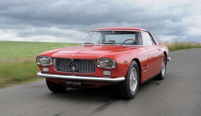 Maserati 5000 Allemano, da Little Tony agli Eagles per 1,3 milioni di Euro