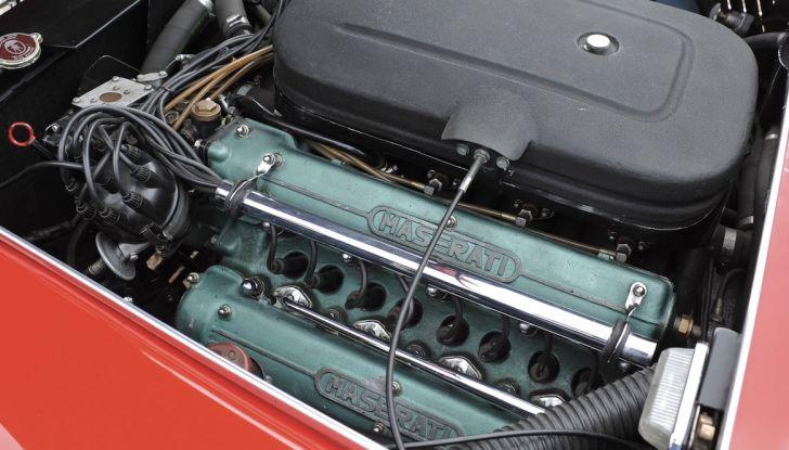 Maserati 5000 Allemano, da Little Tony agli Eagles per 1,3 milioni di Euro - Foto 9 di 17