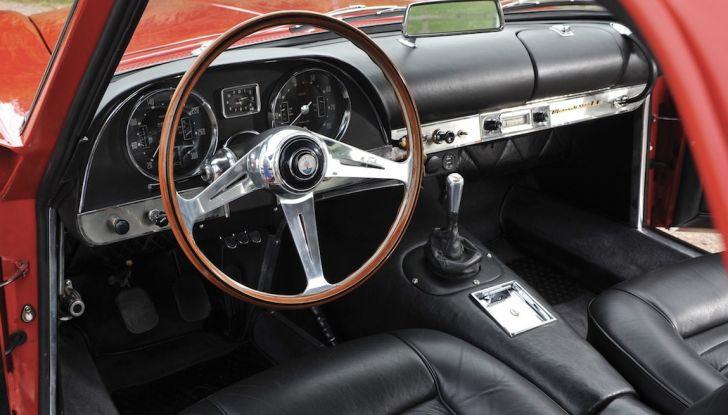 Maserati 5000 Allemano, da Little Tony agli Eagles per 1,3 milioni di Euro - Foto 5 di 17