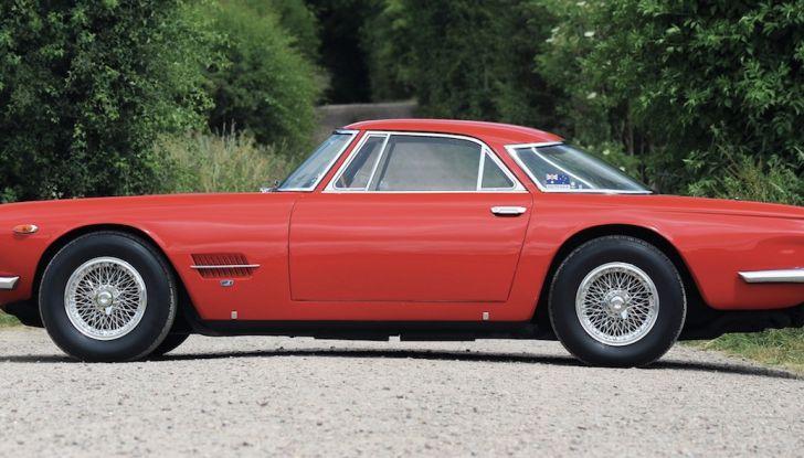 Maserati 5000 Allemano, da Little Tony agli Eagles per 1,3 milioni di Euro - Foto 10 di 17