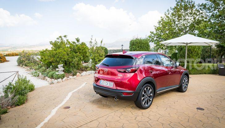 Prova nuova Mazda CX-3 2018: Stile, Diesel e guida sportiva! - Foto 8 di 37