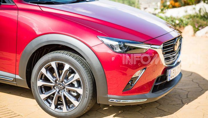 Prova nuova Mazda CX-3 2018: Stile, Diesel e guida sportiva! - Foto 4 di 37