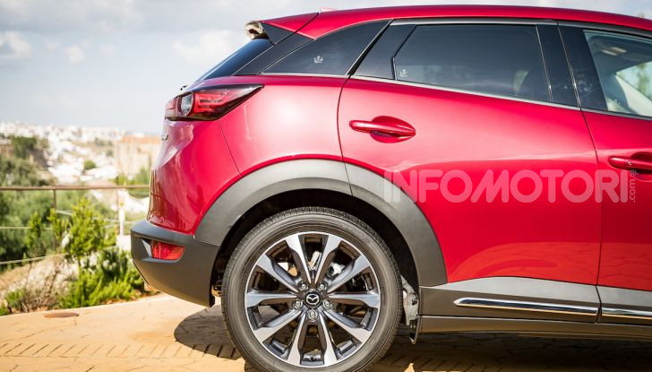 Prova nuova Mazda CX-3 2018: Stile, Diesel e guida sportiva! - Foto 5 di 37