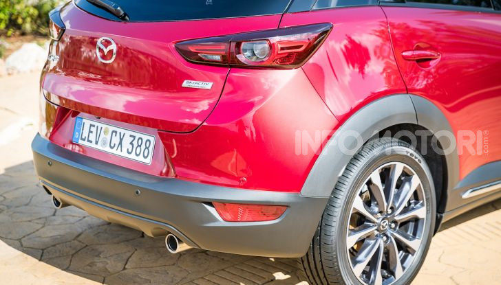 Prova nuova Mazda CX-3 2018: Stile, Diesel e guida sportiva! - Foto 9 di 37