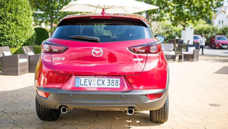 Prova nuova Mazda CX-3 2018: Stile, Diesel e guida sportiva! - Foto 10 di 37