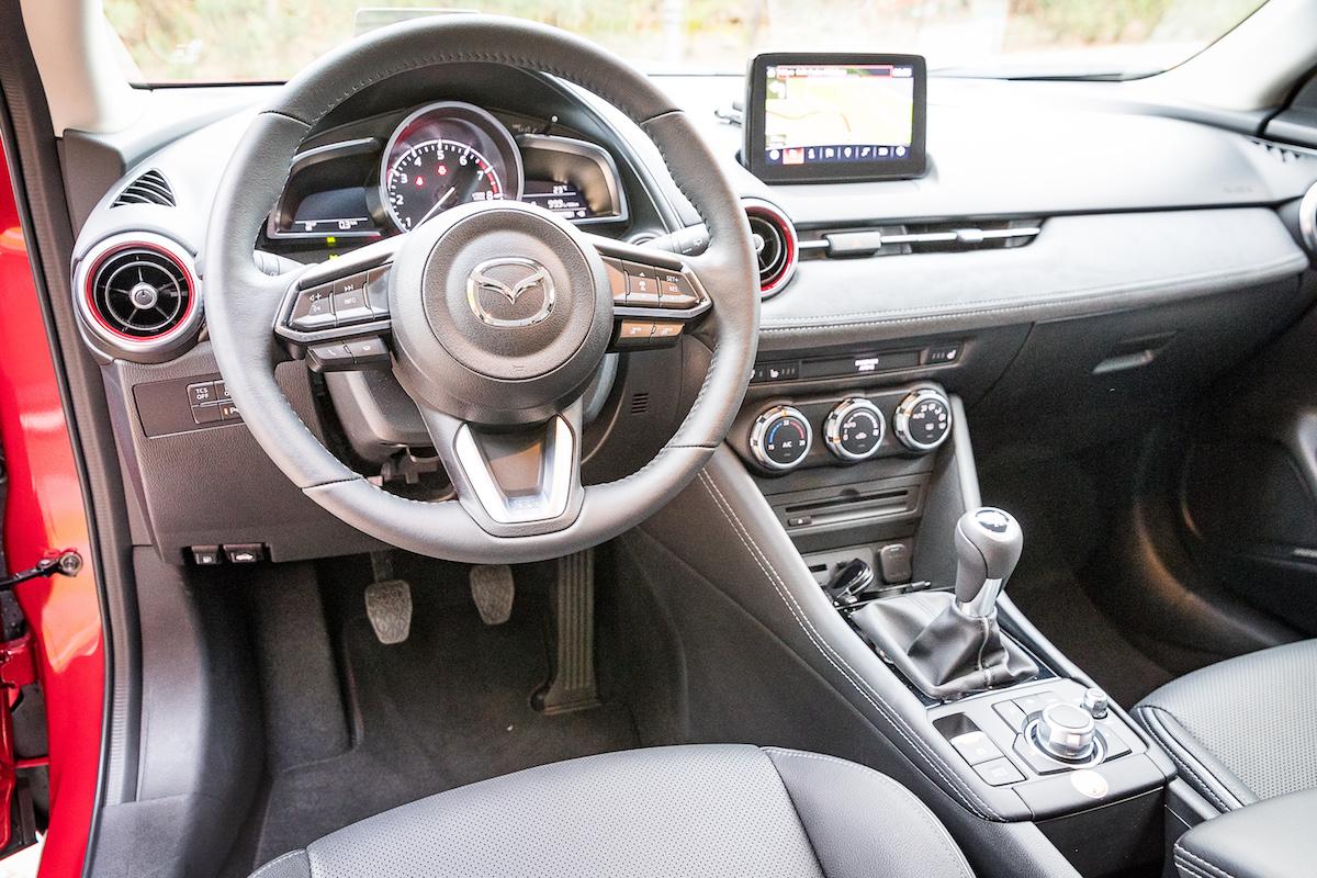 Mazda CX-3 2018 Interior