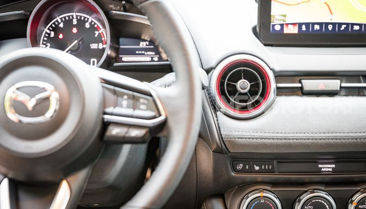 Prova nuova Mazda CX-3 2018: Stile, Diesel e guida sportiva! - Foto 15 di 37