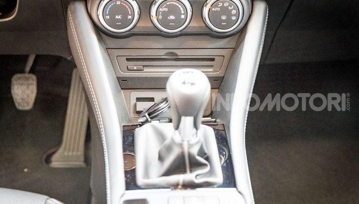 Prova nuova Mazda CX-3 2018: Stile, Diesel e guida sportiva! - Foto 16 di 37