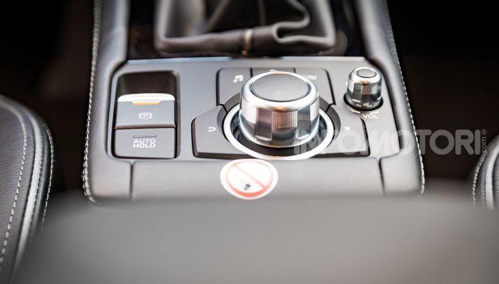 Prova nuova Mazda CX-3 2018: Stile, Diesel e guida sportiva! - Foto 17 di 37