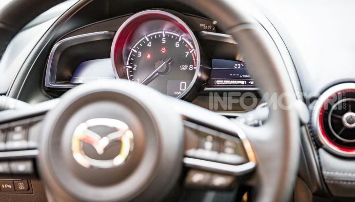 Prova nuova Mazda CX-3 2018: Stile, Diesel e guida sportiva! - Foto 19 di 37