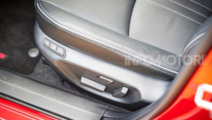 Prova nuova Mazda CX-3 2018: Stile, Diesel e guida sportiva! - Foto 21 di 37