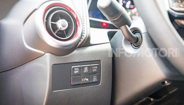 Prova nuova Mazda CX-3 2018: Stile, Diesel e guida sportiva! - Foto 22 di 37